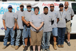 Sw Avian pigeon control crew picture